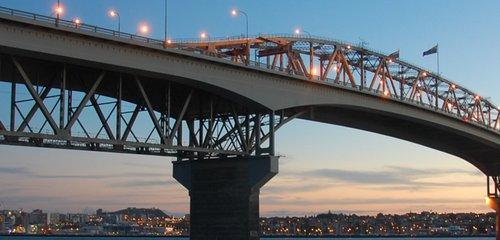 Auckland Harbour Bridge - Header - Events