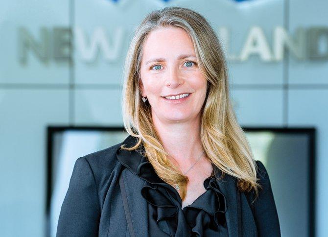 Gretta Stephens, CE of New Zealand Steel