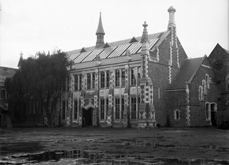 Canterbury College School of Engineering