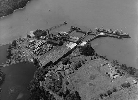 Chelsea Sugar Refinery Engineering New Zealand