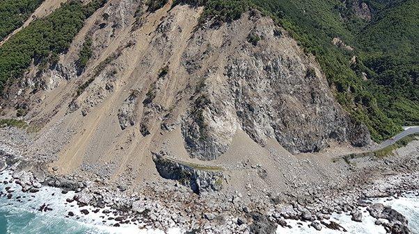 Kaikoura earthquake recovery
