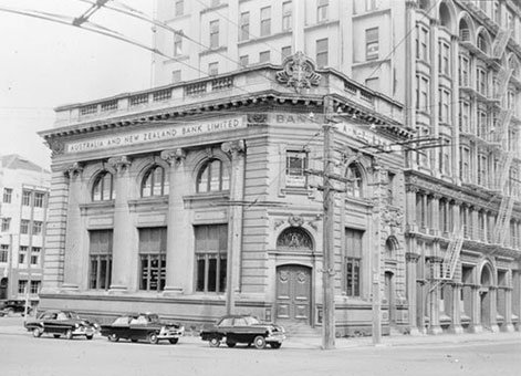 New Zealand Express Company Building 1