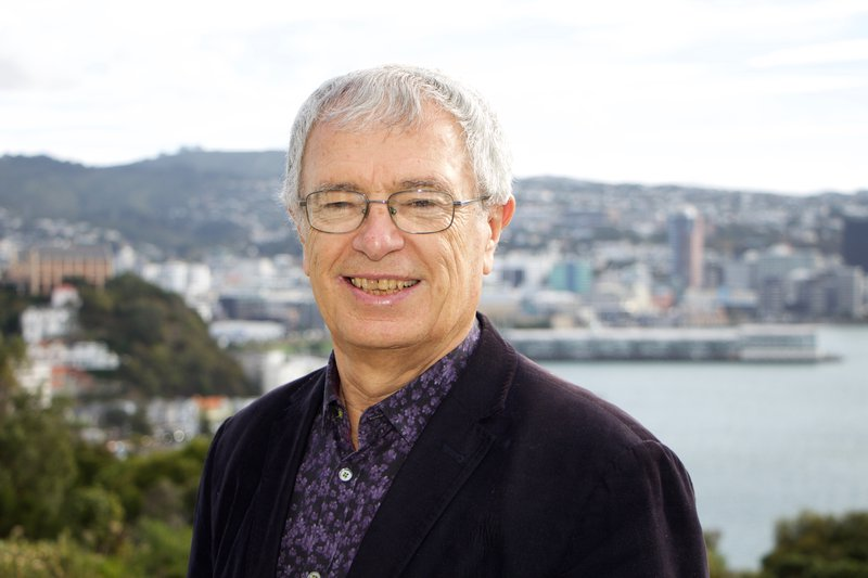 Greater Wellington Regional Councillor Dr Roger Blakeley DistFEngNZ (Life)
