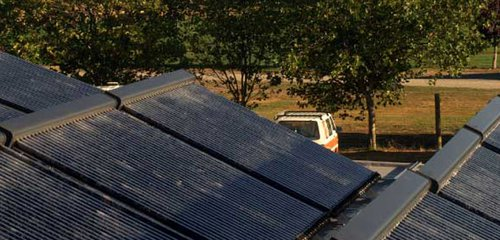 Solar Panels - Header - Events
