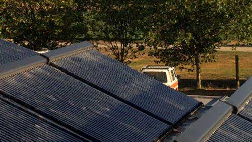 Solar Panels - Header - Events