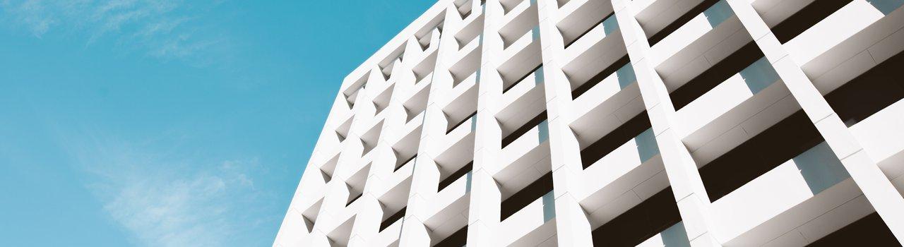 Upward building