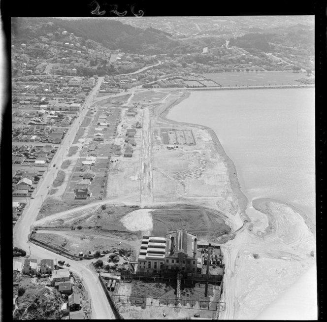 Evans Bay Power Station